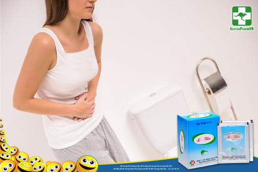 Các phương pháp trị tiêu chảy bạn cần biết