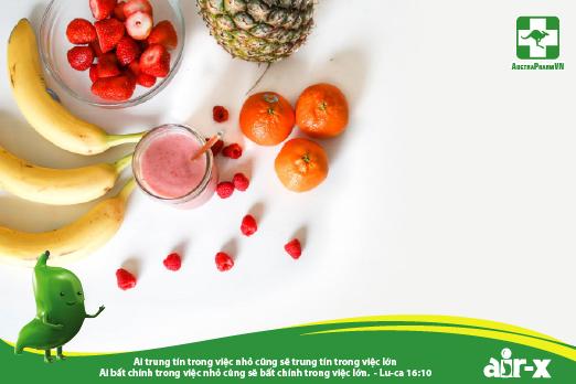Thực phẩm nên ăn để không bị đầy hơi và chướng bụng