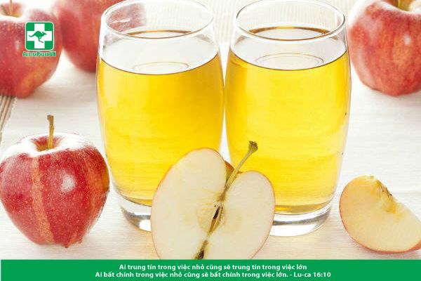 Cách chữa táo bón bằng nước ép trái cây hiệu quả