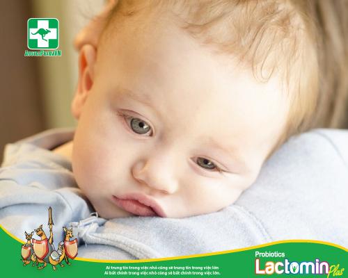 Tại sao trẻ em hay bị rối loạn vi khuẩn đường ruột