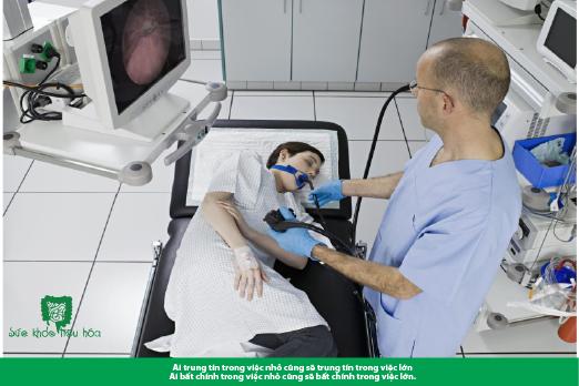 Nghiên cứu lâm sàng: Simethicone sử dụng cho giai đoạn chuẩn bị trước khi nội soi ống tiêu hóa