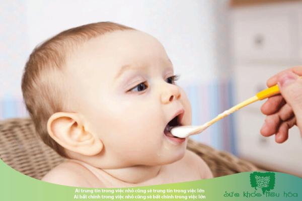Loạn khuẩn đường ruột ở trẻ