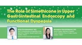 Vai trò của Simethicone trong nội soi đường tiêu hóa và rối loạn chức năng tiêu hóa